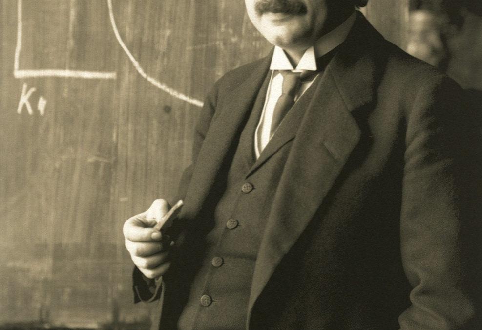 Ten Truly Profound Quotes from Albert Einstein on Race in America