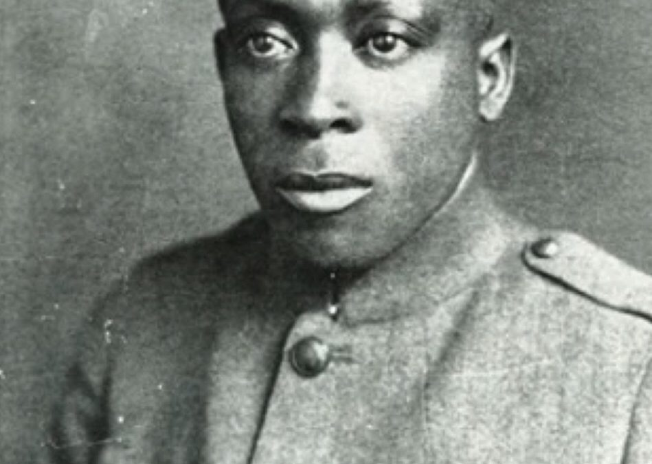 "The Real ""Captain America"" was a Black Private in WWI – How Racism Dishonored the Extraordinary Valor Of a Black Soldier"