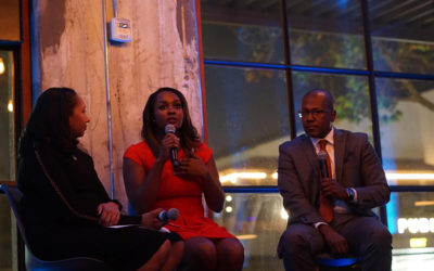 'The Black Tax' and Tech: A Conversation at AfroTech 2019